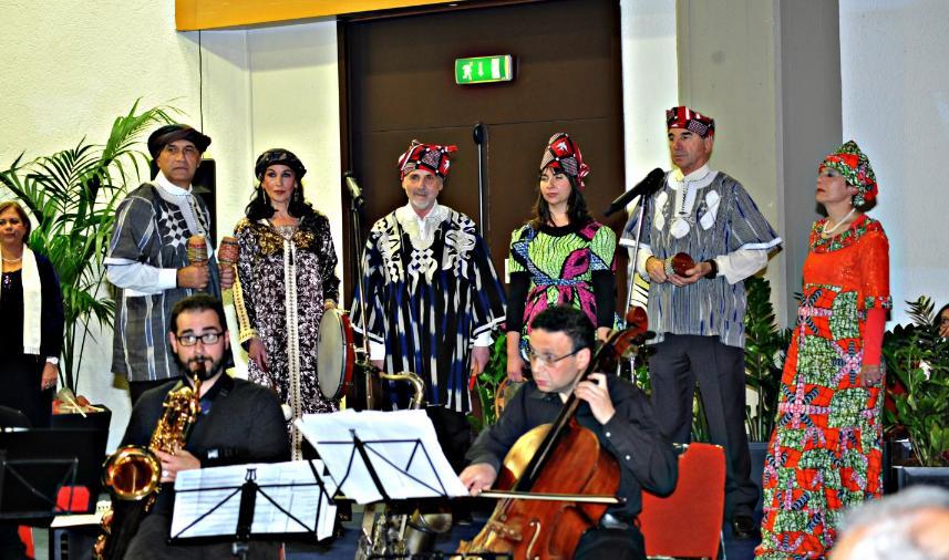 """""""BABA YETU """" Concerto allo Sheraton Hall per LIONS CLUB Catania 16 Dicembre 2016"""