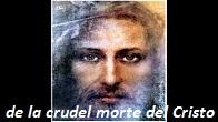 De la crudel morte del Cristo