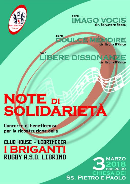 Concerto Briganti 3 marzo 2018