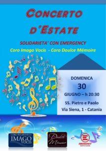 2019 concerto Estate
